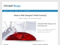 Chlobell Web Design