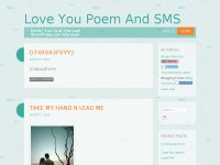 Love you poem