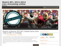Watch NFL 2013-2014 LivE online Free Video onpc TV