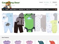 Gardening Bear Online Shop