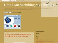 How I Am Shrinking My Fibroids.......
