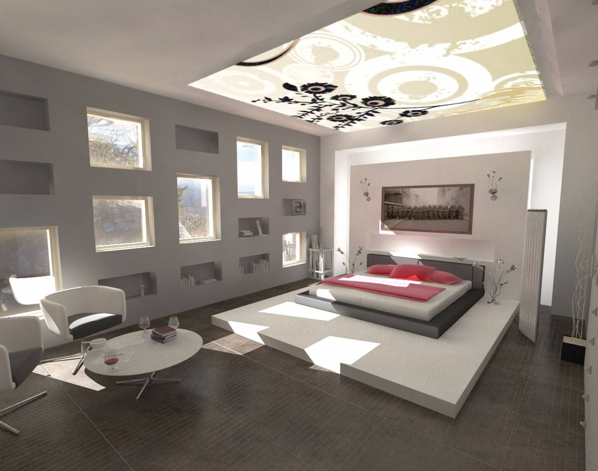 Pretty Bedrooms Ideas Beauteous Of Modern Bedroom Interior Design Ideas Image