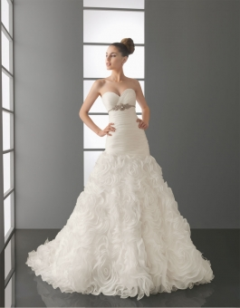 petite wedding dress