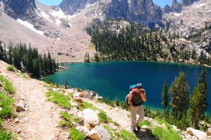 Food backpacking checklist