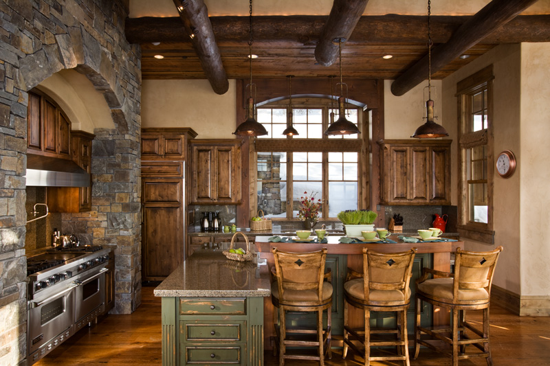 Rustic Interior Decorating Ideas Blogs Avenue