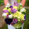 Ideas and suggestions for a wedding bouquet