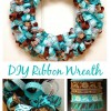 3 fun uses for Christmas ribbons