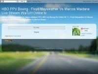 HBO PPV Boxing : Floyd Mayweather Vs Marcos Maidana Live Stream Online tv