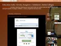 Education India | Kerala, Bangalore, Coimbatore, Salem Colleges