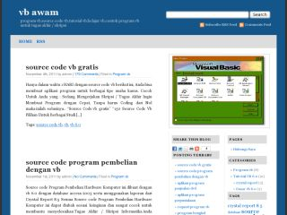 program vb,source code vb,tutorial vb,belajar vb