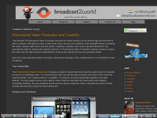 Broadcast2world