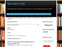 We Learn Free - Knowledge Hub for Students & Avid