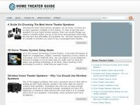 Home Theater Guide