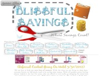 Blissful Savings- Where Savings Count!