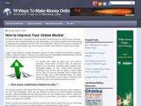 Way to Make Money Online