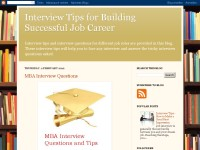 Interview Tips For Sucess Blog