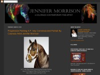 Jennifer Morrison Contemporary Fine Artist