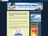 All About the Iron Wagon