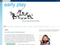 early play - activities for young children
