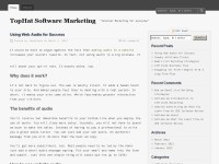 TopHat Software Marketing
