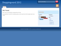 shoppingword