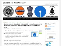 Government Jobs India