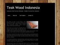 Teak Wood Indonesia