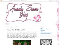 Amanda Sarver Crafting Blog