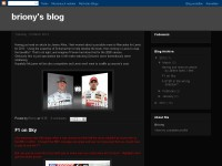 Briony's blog