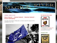 MAGICK RIVER