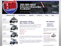 I-80 Equipment Bucket Truck Blog