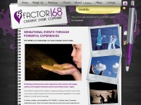 FACTOR168 CREATIVE EVENT COMPANY