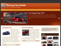 Racing Cars Guide