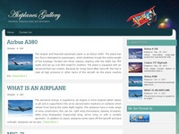 Airplanes Gallery