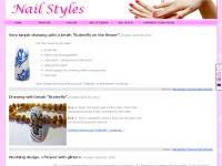 everything about manicure, nail design and so on