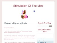 Stimulation of the mind