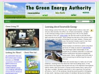 Green Energy Authority