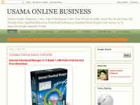 USAMA ONLINE BUSINESS
