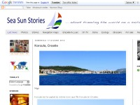 SEA SUN STORIES...sailing around the world