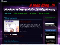 A todo blog: Directorio de blogs