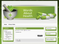 Words About Health