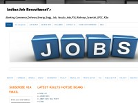 Indian Job Recruitment's