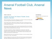 Arsenal Football Club, Arsenal News