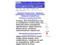 smartphone reviews online