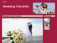 Best wedding checklist