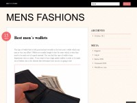 Details about men fashion