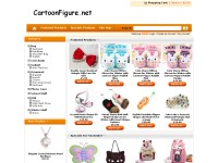 Cartoon figure items on sale!