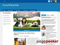 Essay Writing Help | Essay Writing | Help With Ess