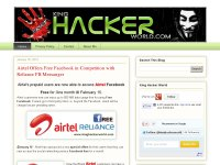 Hacker World - Learn Best Hacking Tricks Technique
