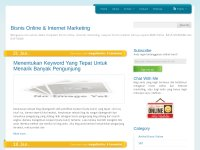 Bisnis Online & Internet Marketing